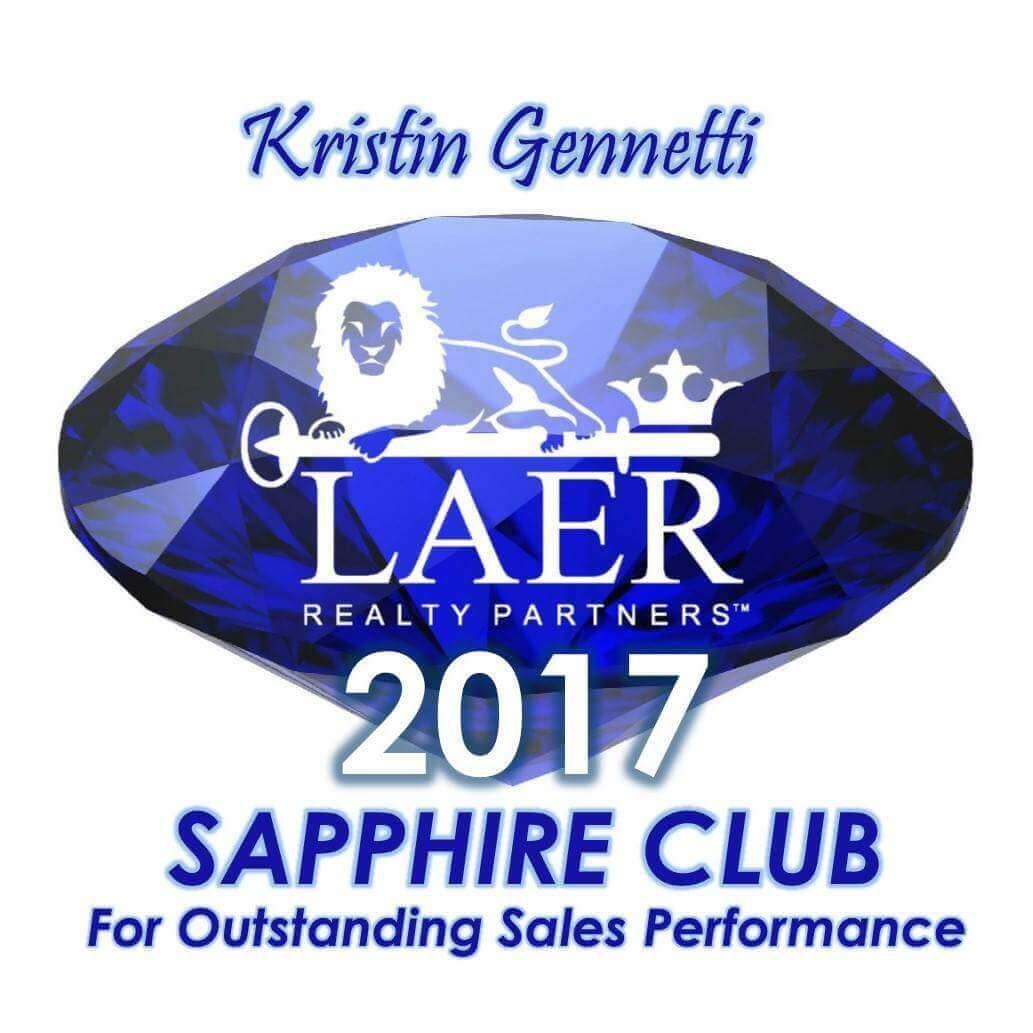 Kristin Gennetti Malden MA Realtor Saphire Club