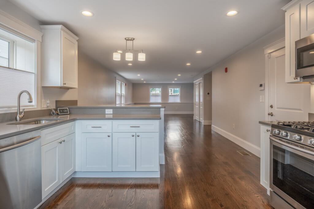 Kitchen at 244 Central Ave, Medford
