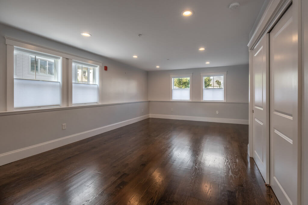 Living Room at 244 Central Ave, Medford
