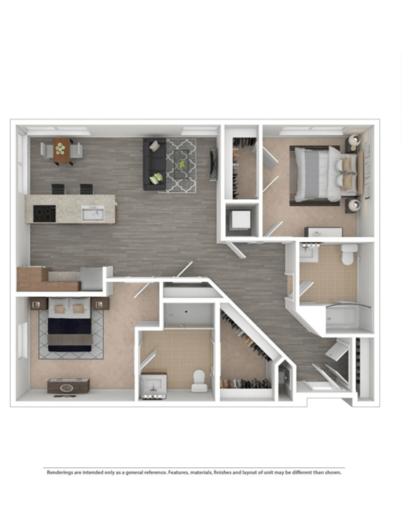 Floor Plan, 2 Bedroom Rental, Malden, J Malden Center, Downtown Malden, MBTA, Luxury Rental, Rental, Malden MA
